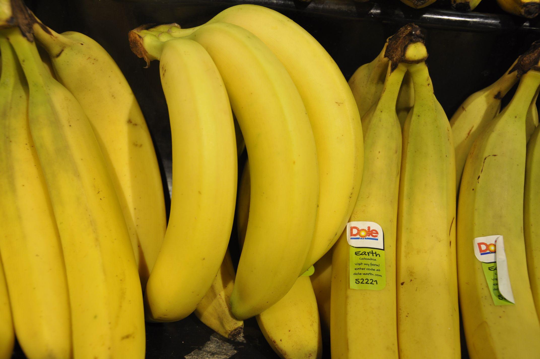Banane Kohlenhydrate Banane Fruchtzucker Kalorien