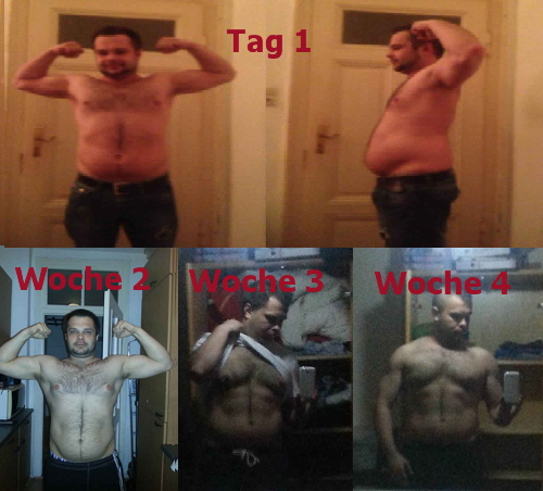 10 kg in 4 wochen gesund abnehmen